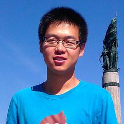 天猫前端工程师朱柯军照片