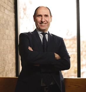 美国合作医疗科技公司总裁兼首席执行官  Simon照片