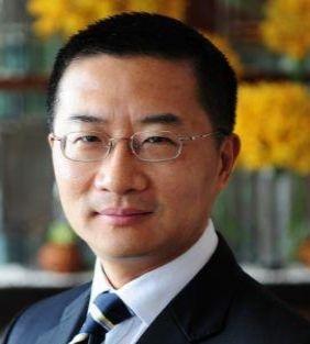 德国凯杰公司亚太区总裁施晨阳照片