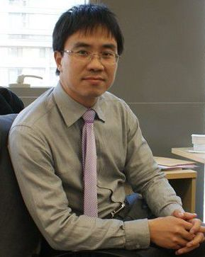 易观亚太执行总裁冯阳松照片