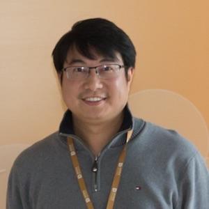 通联数据首席科学家蒋龙照片