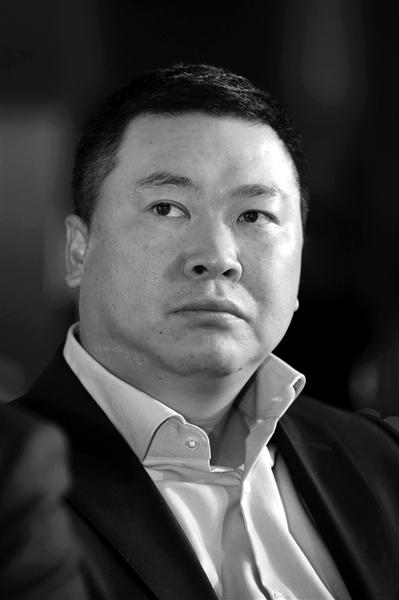 旭辉集团副董事长林伟照片