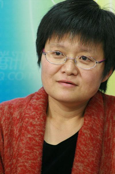 中国科学院心理研究所副研究员龙迪照片