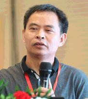 同济大学软件学院教授朱少民照片