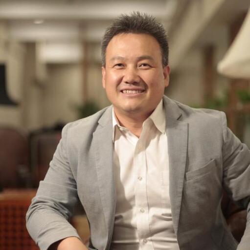 清融信控股有限公司董事局主席孟祥国照片