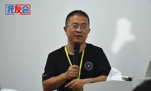 化塑汇创始人兼CEO智健鹏