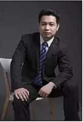 OILC凯词投资控股投行部董事总经理周兵照片