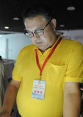 南京埃斯顿自动化股份有限公司总经理助理卢昊照片