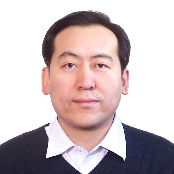 中国银行业协会     系统服务部主任赵成刚照片