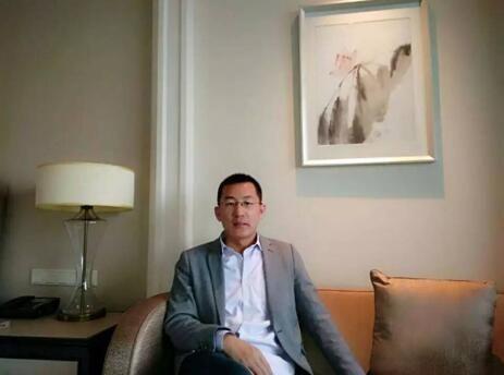鄂尔多斯煤炭交易中心董事长杨志东照片