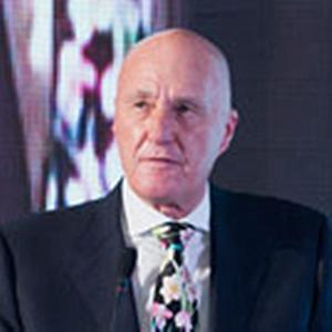 澳大利亚Tomlik集团董事长Michael Lloyd照片