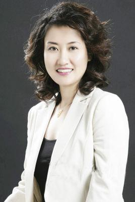 慈铭体检集团总裁韩小红照片