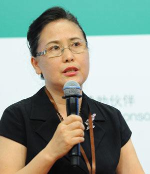 香港艾力彼医院管理研究中心主任王兴琳