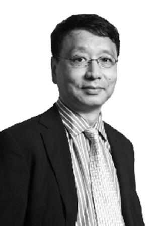 GLC大中华区董事长曾捷照片