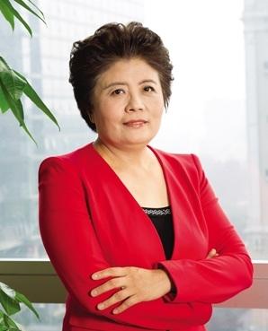 中国国旅集团有限公司董事于宁宁照片