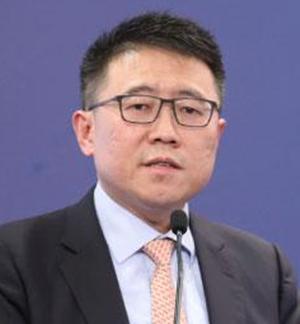 黑石集团(香港)有限公司董事总经理王天兵照片
