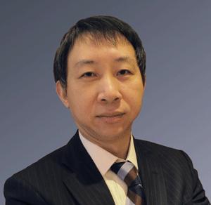 九洲远景集团执行总裁侯为民照片