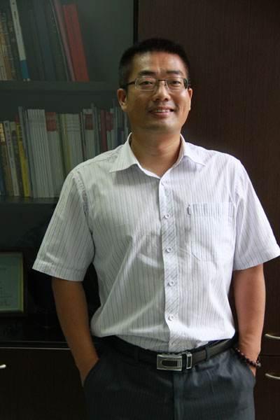 东软集团副总裁姚勇照片