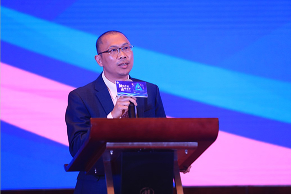 GE醫療生命科學事業部大中華區市場部總監王飚照片