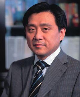 复星健康控股集团总裁陈启宇照片