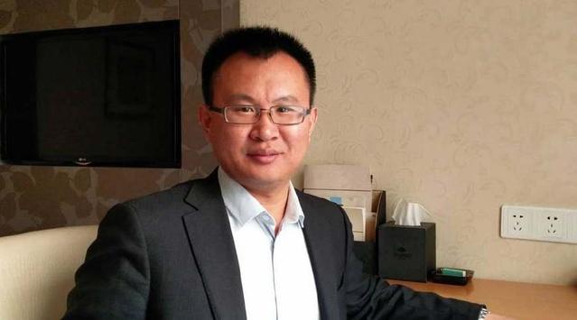 天士力投资医疗产业总经理庞恩升照片