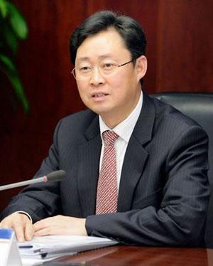 中国铝业集团总裁熊维平