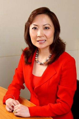 摩根大通董事总经理李晶照片