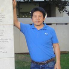 华南农业大学材料与能源学院教授周武艺照片