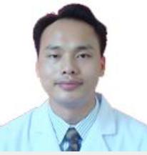 龙川县中医院医师刘永鑫照片