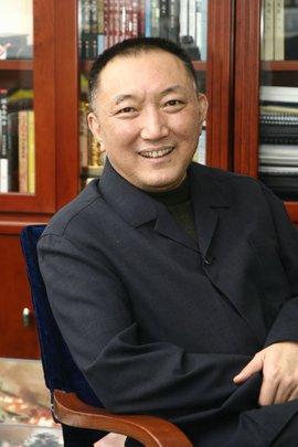中国电影集团公司董事长韩三平照片