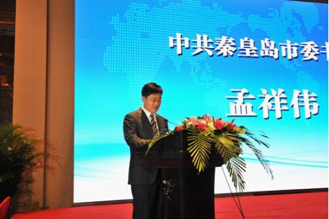 达因药业集团总经理杨杰照片