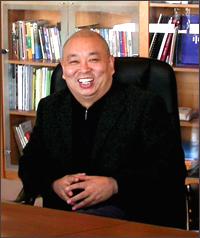 居易国际董事局主席刘向阳照片
