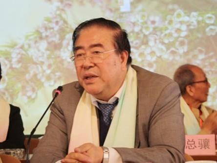 世界针灸学会联合会秘书长沈志祥照片