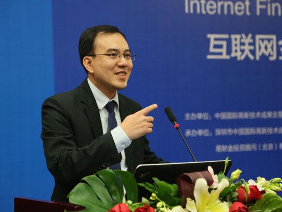 宜信公司副总裁朱宇峰