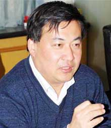 青岛科技大学化工学院泰山学者博导教授郭庆杰