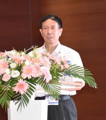 中国质检协会净水设备专委会理事长邓瑞德照片