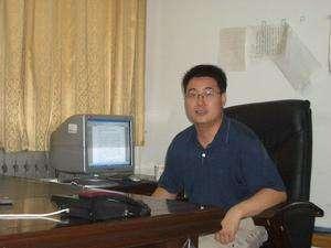 中国石油大学(华东)重点实验室主任教授田原宇照片