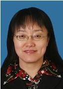 中国人民银行征信中心副主任王晓蕾照片
