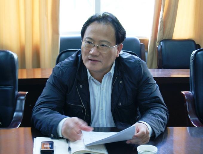 安徽师范大学化学与材料科学学院副院长朱昌青