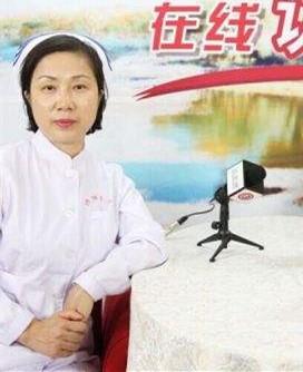 新疆护理学会主任委员张翠萍照片