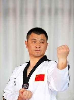 中国大学生体育协会跆拳道分会常务委员李诚忠