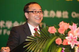 中国食品科学技术学会副理事长饶平凡照片