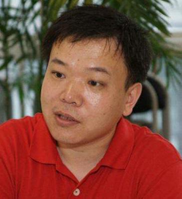 深圳创新设计研究院执行院长赵宇波照片