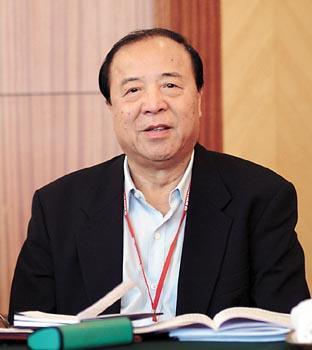 中国土木工程学会理事长谭庆琏照片