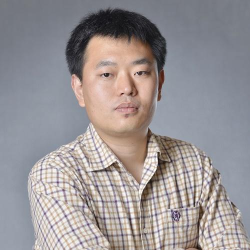 点融网技术副总裁毕鹏照片