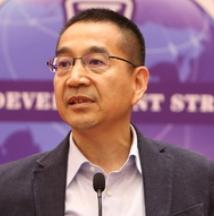 中国房地产业协会秘书长胡安东照片