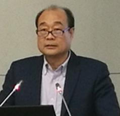 中国汽车工业协会副秘书长师建华照片