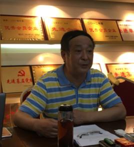 四川农业大学食品学院院长蒲彪照片