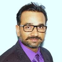 印度生物制药总裁兼首席执行官  Atin Tomar照片