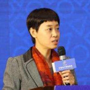中国移动研究院用户与市场研究所所长颜红燕照片